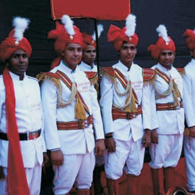 band wala dress