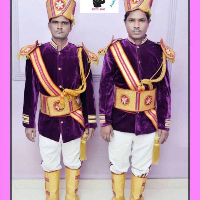 dress of band wala