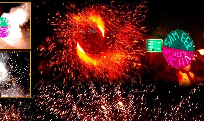 firework or atishbazi services for shadi