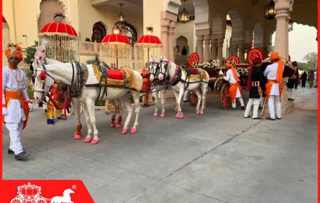 baraat procession