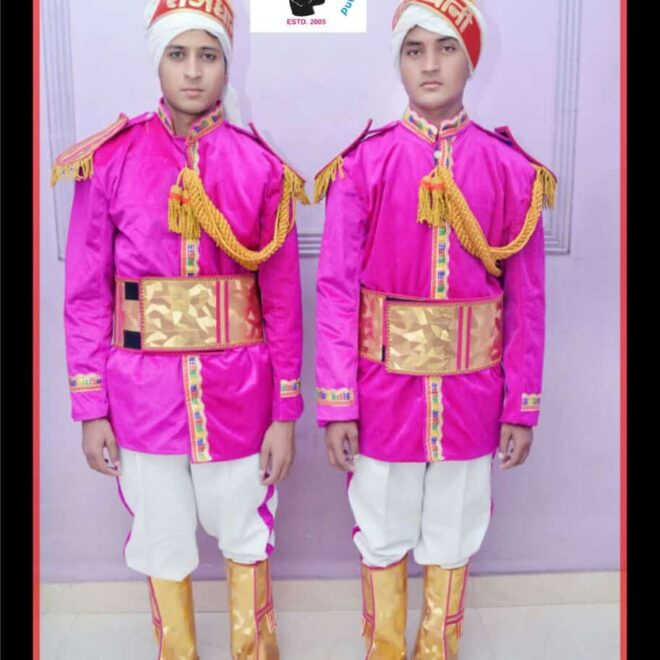 baraat band dress